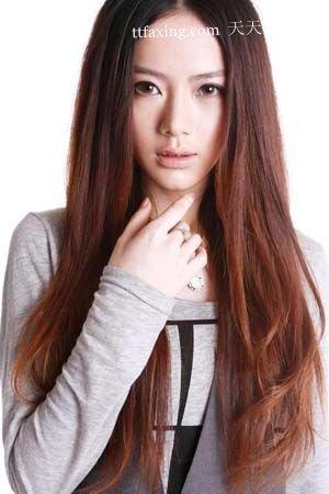 绝美写真发型教你发型天天变韩国最流行的发型 zaoxingkong.com