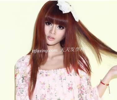 标志鹅蛋脸适合什么发型 zaoxingkong.com