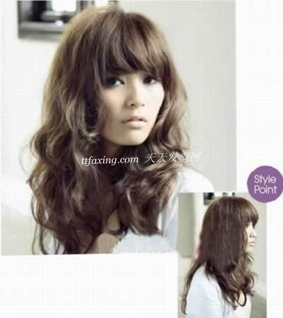 最流行烫发发型 让你成为魅力女生 zaoxingkong.com