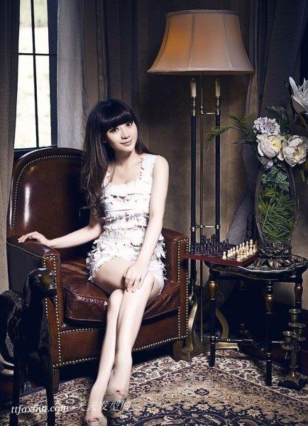 时尚潮流看点—超好看明星烫发图片 zaoxingkong.com