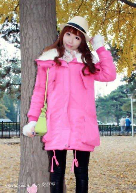 冬季优雅的烫发发型带你时尚过冬 zaoxingkong.com
