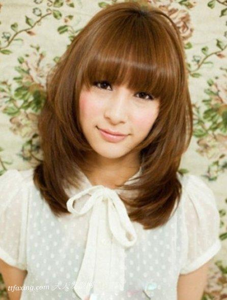 冬季梨花头发型抢先看,伴你美美过冬 zaoxingkong.com
