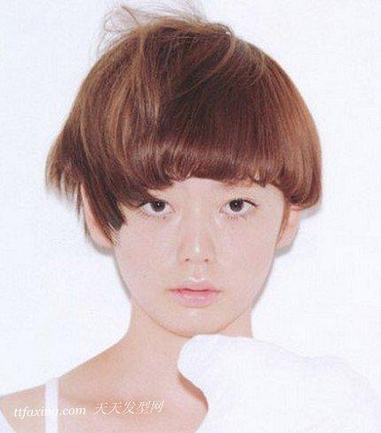 可爱的锅盖头发型设计大揭秘 zaoxingkong.com
