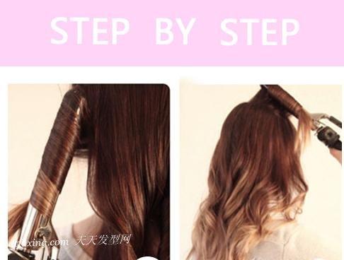 发型设计:麻花小辫教你弄流行发型 zaoxingkong.com