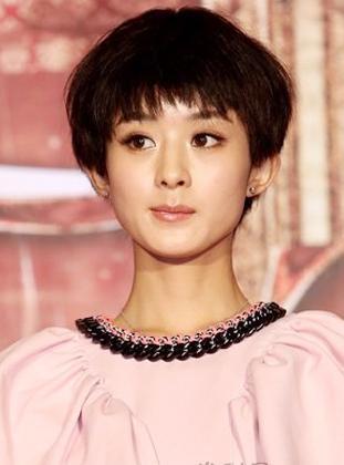 最潮女生齐刘海短发发型设计 让你轻松打造随性甜美气质图片