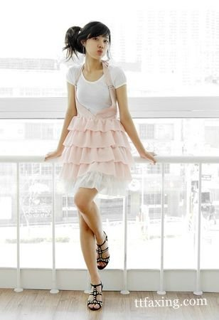 蕾丝蛋糕裙搭配 想要甜美可爱的最佳选择 zaoxingkong.com