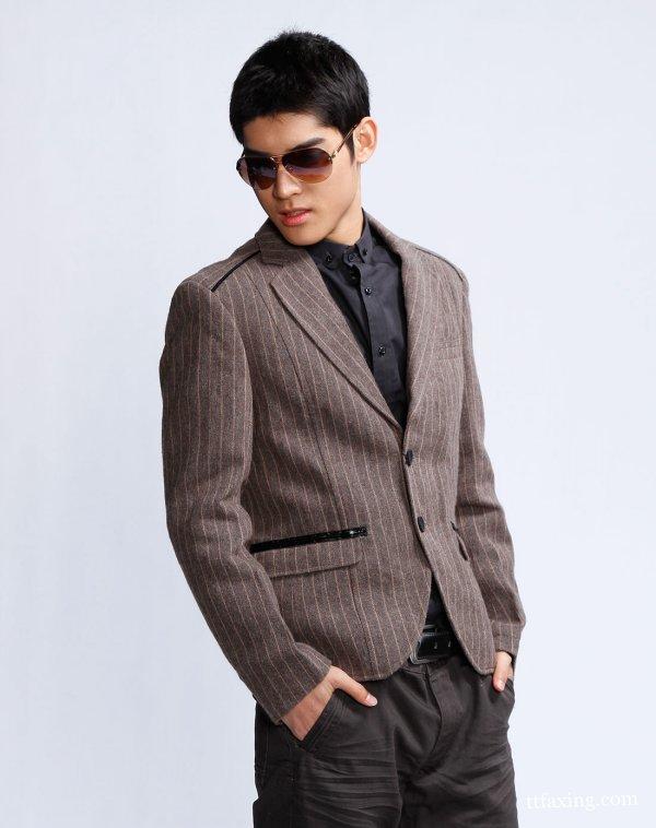 男士黑衬衫搭配领带让你更有型 其他颜色衬衫推荐 zaoxingkong.com