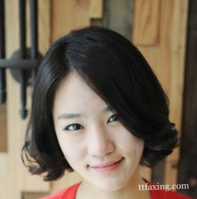 韩式卷发发型图片 展现女生妩媚一面 zaoxingkong.com