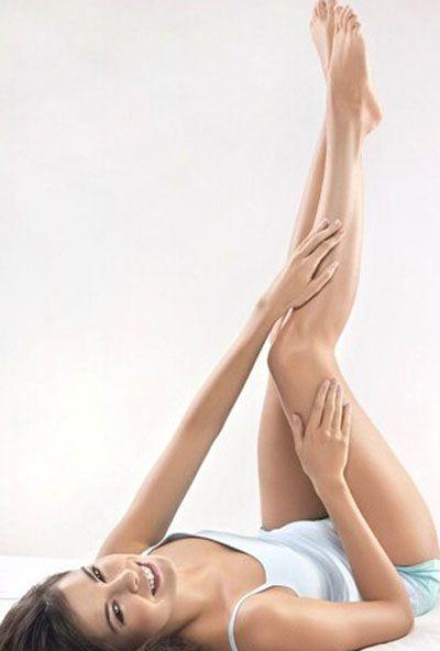 按摩瘦腿的最快方法 瘦大腿瘦小腿双管齐下 zaoxingkong.com