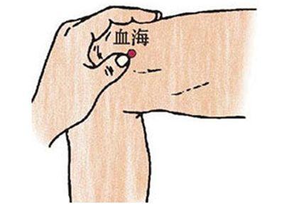 找准瘦腿的穴位 让你快速瘦腿 zaoxingkong.com