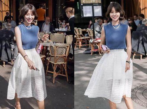 夏天穿裙子 让男人十分着迷 zaoxingkong.com