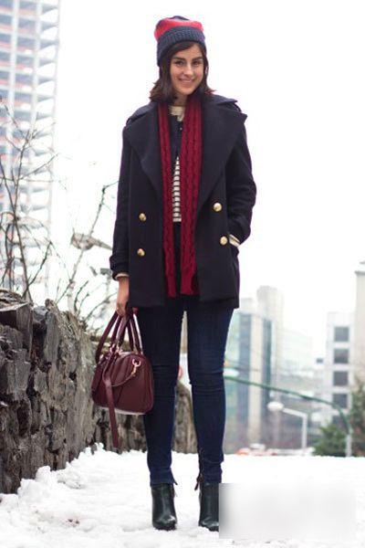 针织帽子搭配 打造时尚美感 zaoxingkong.com